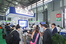 Impressions from fresh logistics Asia
